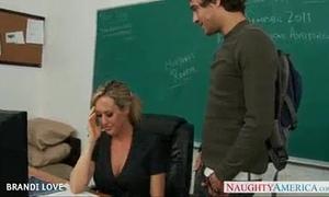 Brandi shaikh is screwed hard by her student