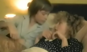 Mom and son little one family porno forth vintage movie clip