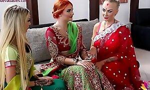 Pre-wedding indian helpmeet up formality