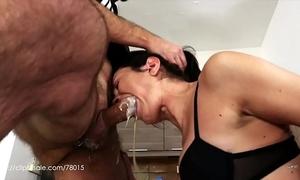 Valentina bianco - impure slut at work (uncensored milk vomit)